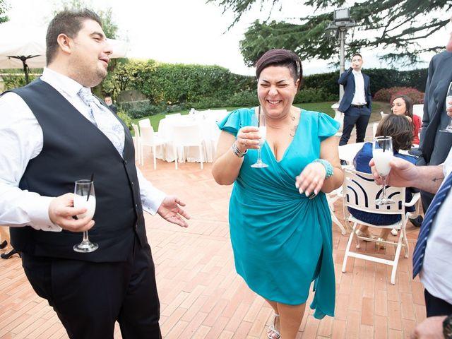 Il matrimonio di Luca e Sara a Monticelli Brusati, Brescia 172