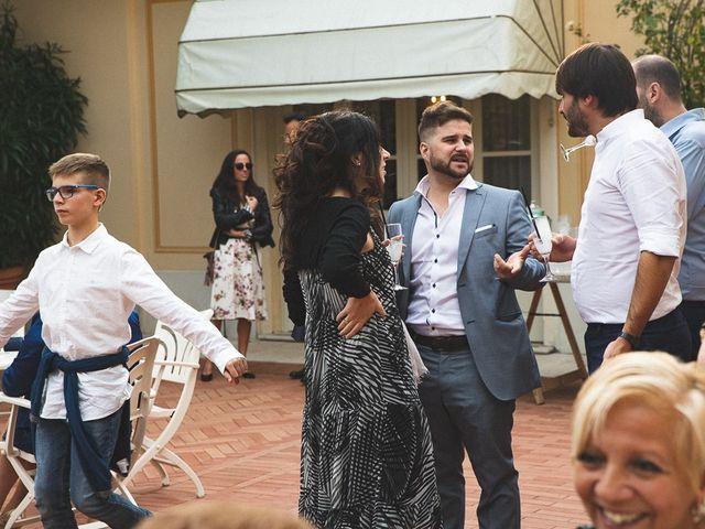 Il matrimonio di Luca e Sara a Monticelli Brusati, Brescia 175