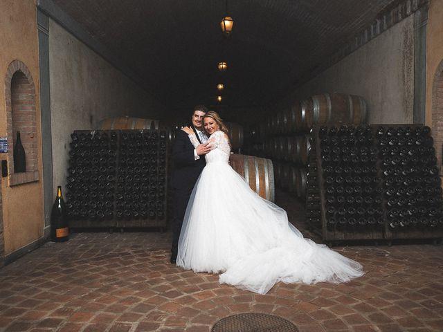 Il matrimonio di Luca e Sara a Monticelli Brusati, Brescia 182