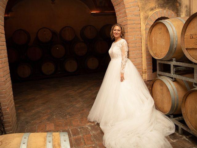 Il matrimonio di Luca e Sara a Monticelli Brusati, Brescia 184