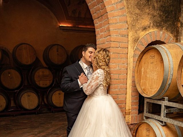 Il matrimonio di Luca e Sara a Monticelli Brusati, Brescia 189