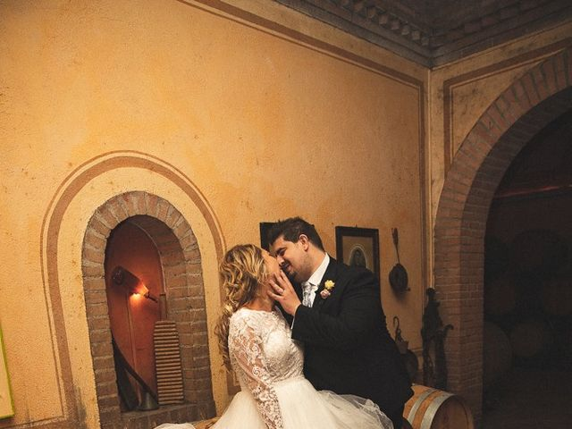 Il matrimonio di Luca e Sara a Monticelli Brusati, Brescia 193