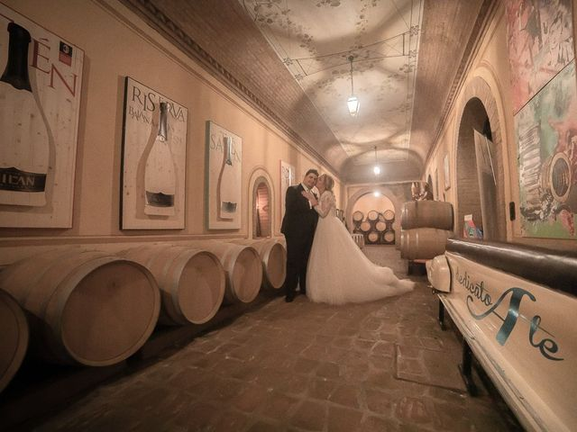 Il matrimonio di Luca e Sara a Monticelli Brusati, Brescia 195