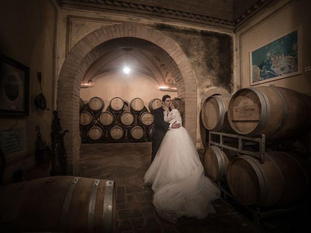 Il matrimonio di Luca e Sara a Monticelli Brusati, Brescia 196