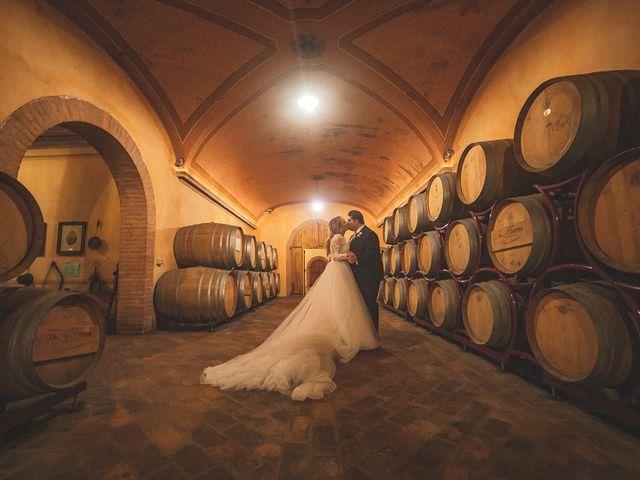 Il matrimonio di Luca e Sara a Monticelli Brusati, Brescia 197