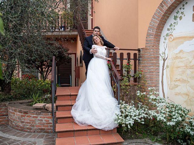 Il matrimonio di Luca e Sara a Monticelli Brusati, Brescia 199