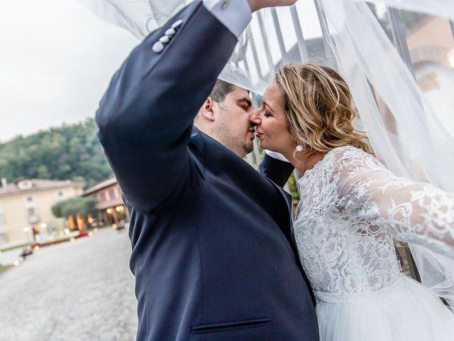 Il matrimonio di Luca e Sara a Monticelli Brusati, Brescia 201