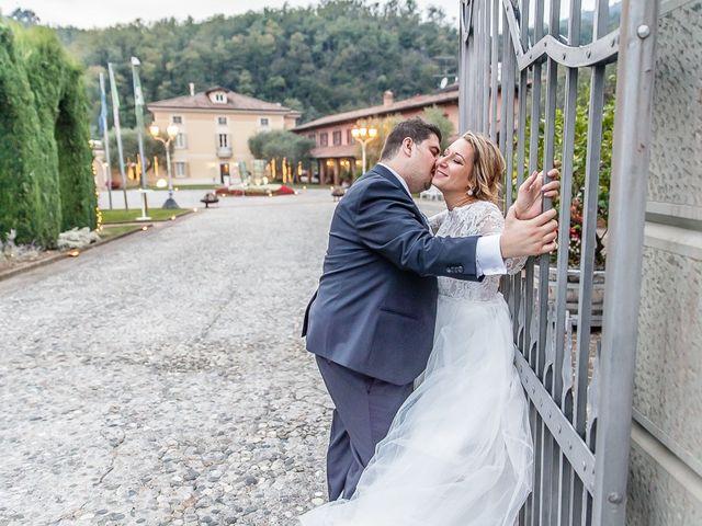 Il matrimonio di Luca e Sara a Monticelli Brusati, Brescia 202