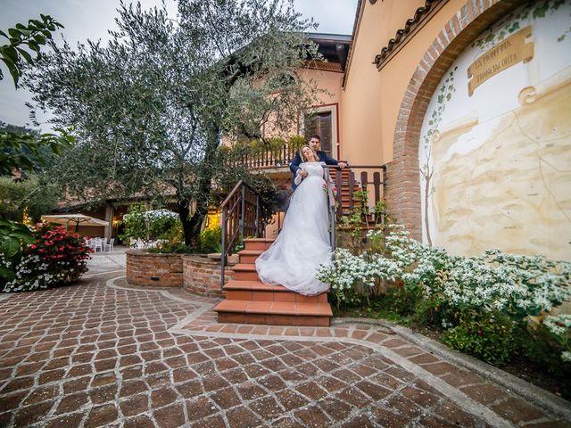Il matrimonio di Luca e Sara a Monticelli Brusati, Brescia 204