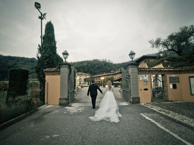 Il matrimonio di Luca e Sara a Monticelli Brusati, Brescia 205