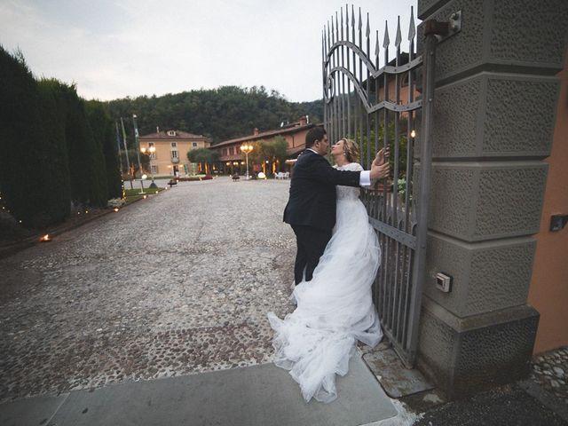 Il matrimonio di Luca e Sara a Monticelli Brusati, Brescia 206