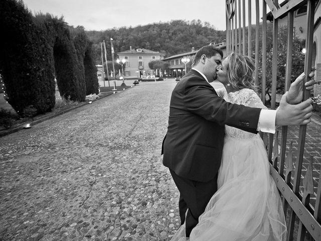 Il matrimonio di Luca e Sara a Monticelli Brusati, Brescia 207