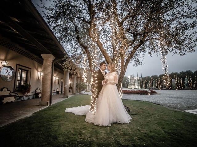 Il matrimonio di Luca e Sara a Monticelli Brusati, Brescia 209