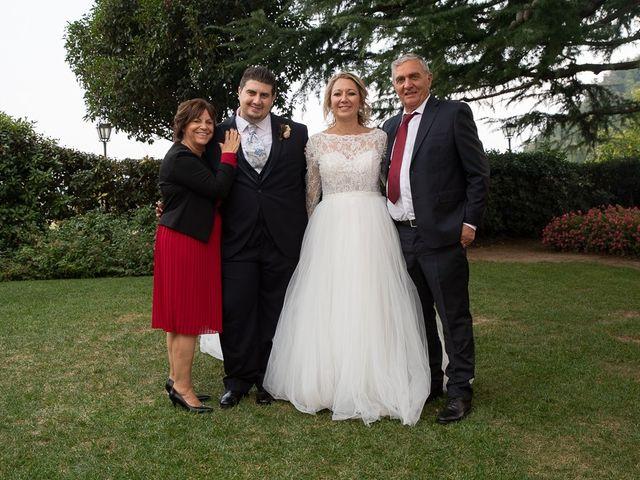 Il matrimonio di Luca e Sara a Monticelli Brusati, Brescia 210