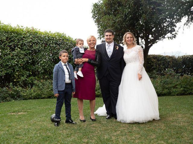 Il matrimonio di Luca e Sara a Monticelli Brusati, Brescia 215
