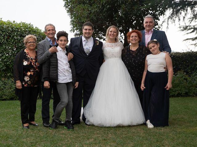 Il matrimonio di Luca e Sara a Monticelli Brusati, Brescia 216
