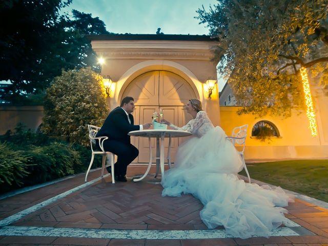 Il matrimonio di Luca e Sara a Monticelli Brusati, Brescia 219