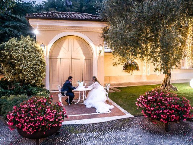Il matrimonio di Luca e Sara a Monticelli Brusati, Brescia 221