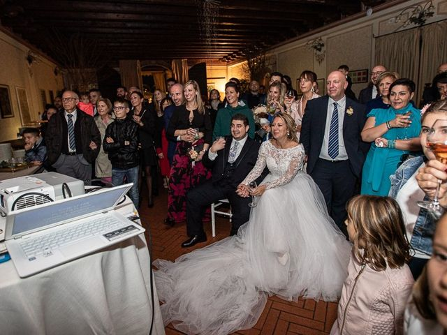 Il matrimonio di Luca e Sara a Monticelli Brusati, Brescia 222