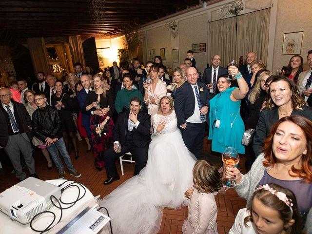 Il matrimonio di Luca e Sara a Monticelli Brusati, Brescia 224