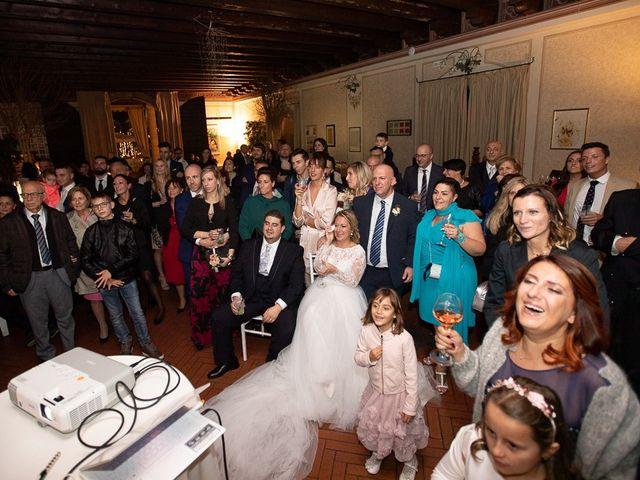 Il matrimonio di Luca e Sara a Monticelli Brusati, Brescia 225