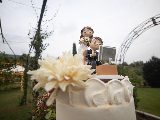 Il matrimonio di Luca e Sara a Monticelli Brusati, Brescia 228