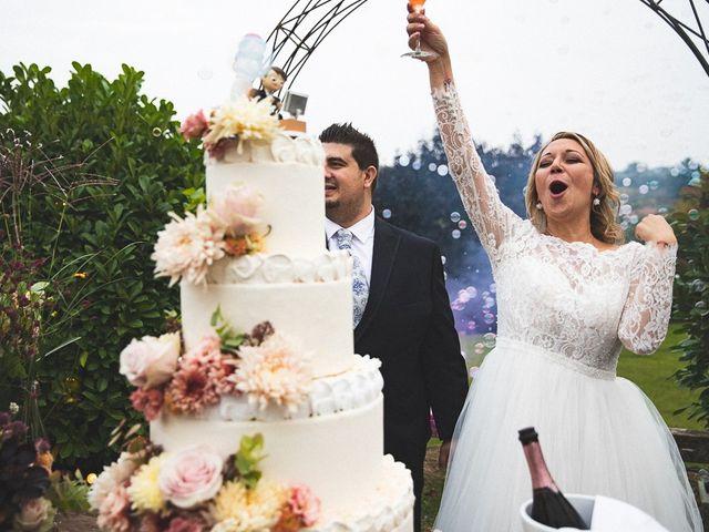 Il matrimonio di Luca e Sara a Monticelli Brusati, Brescia 229
