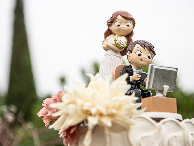 Il matrimonio di Luca e Sara a Monticelli Brusati, Brescia 1