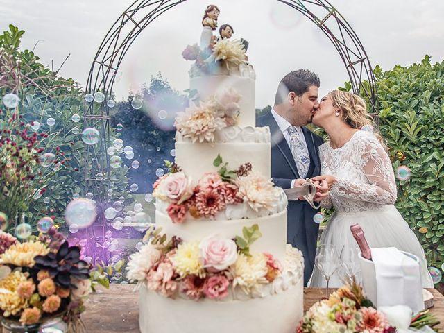 Il matrimonio di Luca e Sara a Monticelli Brusati, Brescia 231