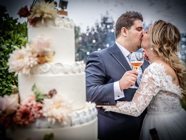 Il matrimonio di Luca e Sara a Monticelli Brusati, Brescia 2