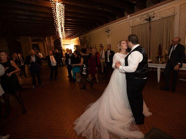 Il matrimonio di Luca e Sara a Monticelli Brusati, Brescia 235