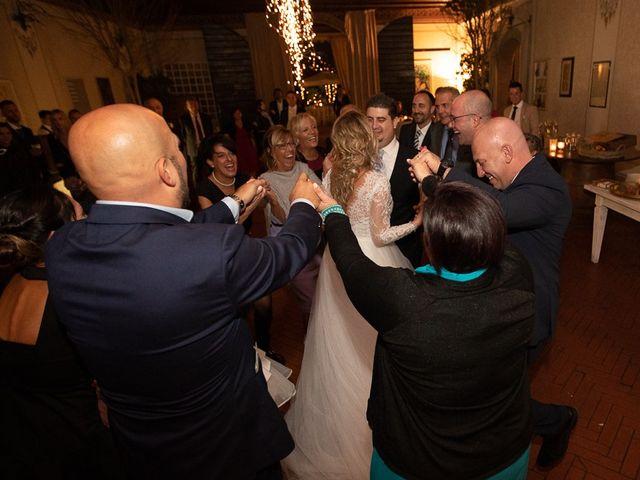 Il matrimonio di Luca e Sara a Monticelli Brusati, Brescia 237