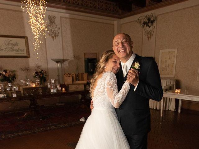 Il matrimonio di Luca e Sara a Monticelli Brusati, Brescia 240
