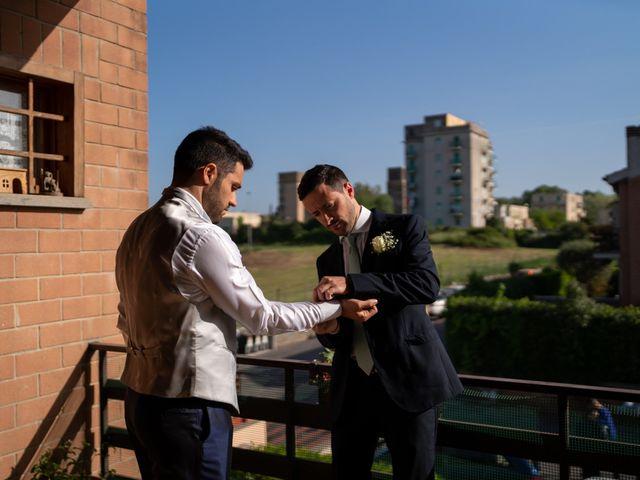 Il matrimonio di Lorenzo e Alessandra a Roma, Roma 20