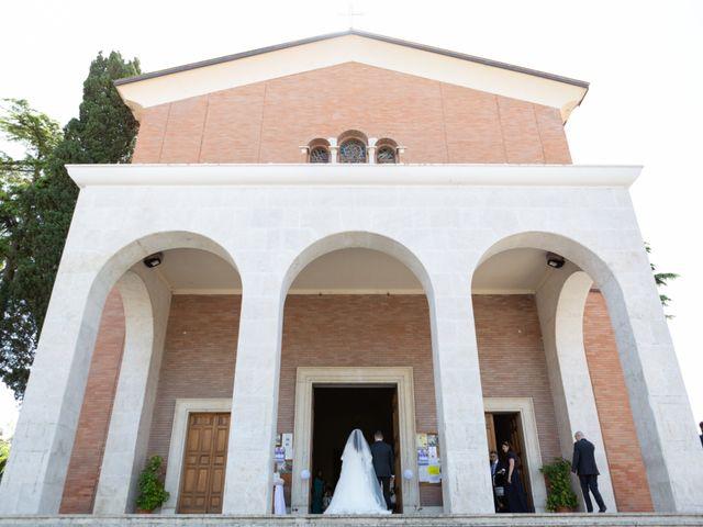 Il matrimonio di Lorenzo e Alessandra a Roma, Roma 27