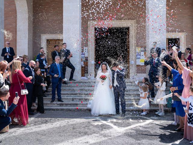 Il matrimonio di Lorenzo e Alessandra a Roma, Roma 38