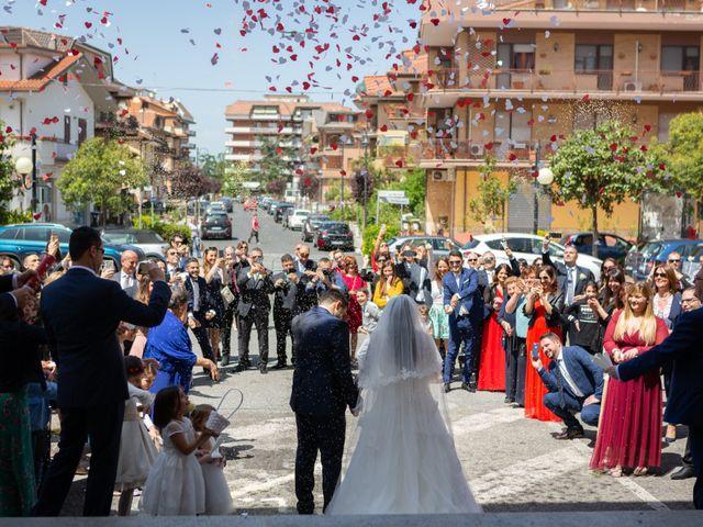 Il matrimonio di Lorenzo e Alessandra a Roma, Roma 39