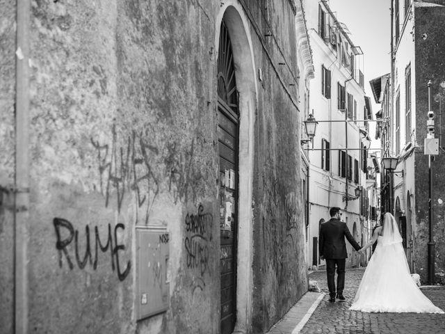 Il matrimonio di Lorenzo e Alessandra a Roma, Roma 41