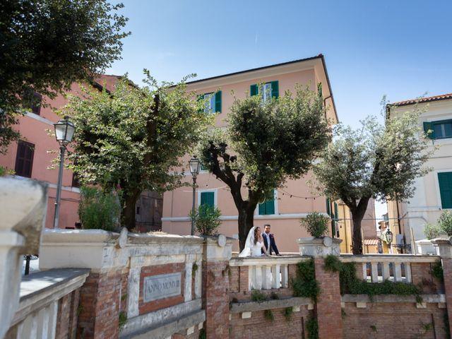 Il matrimonio di Lorenzo e Alessandra a Roma, Roma 42