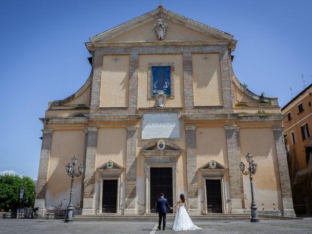 Il matrimonio di Lorenzo e Alessandra a Roma, Roma 44