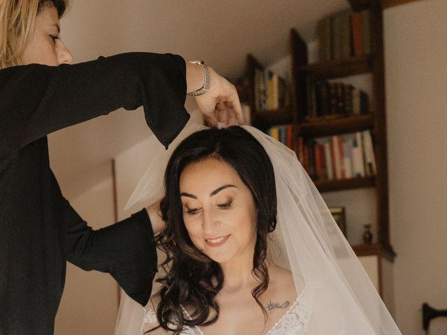 Il matrimonio di Emanuela e Danilo a San Severino Marche, Macerata 13