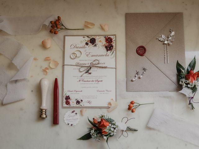 Il matrimonio di Emanuela e Danilo a San Severino Marche, Macerata 29