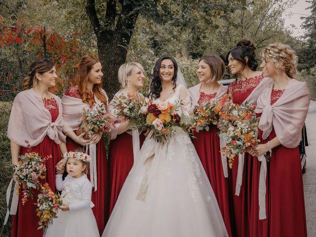 Il matrimonio di Emanuela e Danilo a San Severino Marche, Macerata 30