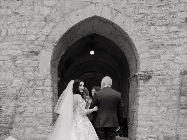 Il matrimonio di Emanuela e Danilo a San Severino Marche, Macerata 32