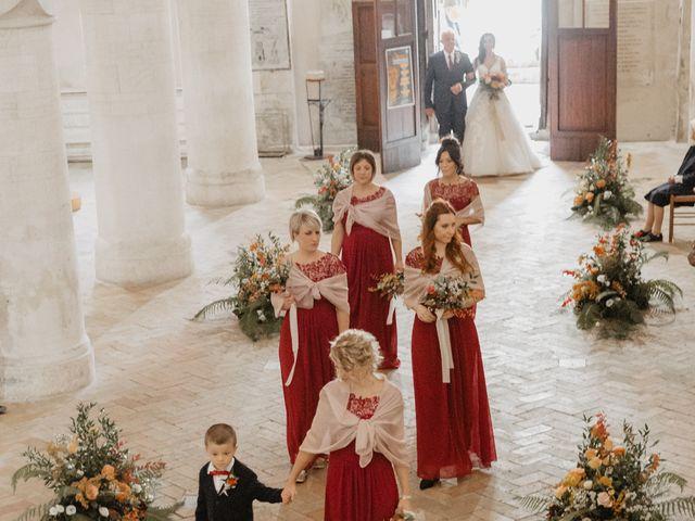 Il matrimonio di Emanuela e Danilo a San Severino Marche, Macerata 38