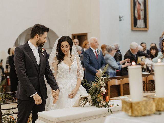 Il matrimonio di Emanuela e Danilo a San Severino Marche, Macerata 45