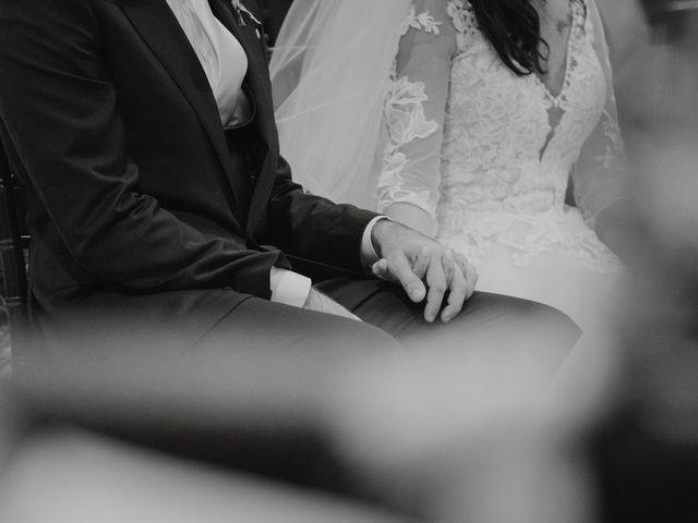 Il matrimonio di Emanuela e Danilo a San Severino Marche, Macerata 46