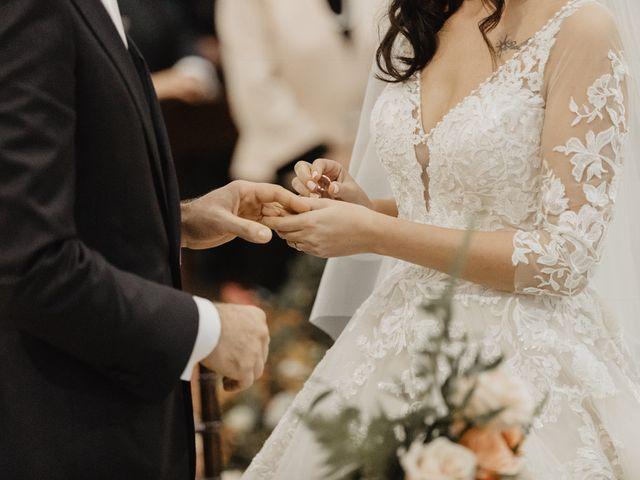 Il matrimonio di Emanuela e Danilo a San Severino Marche, Macerata 47
