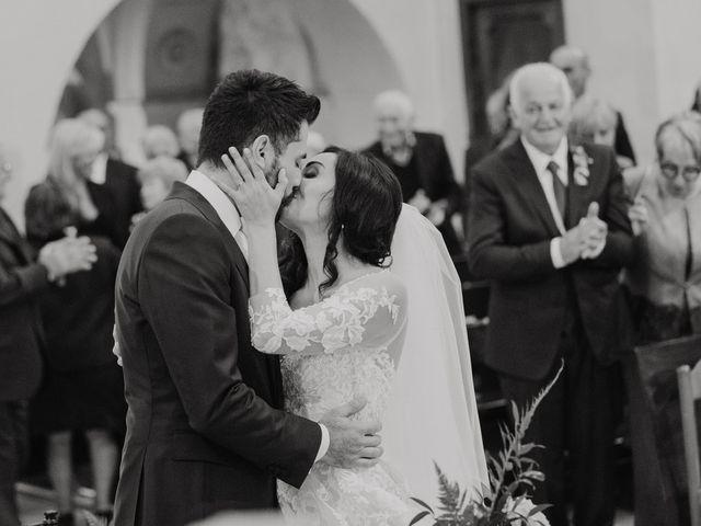 Il matrimonio di Emanuela e Danilo a San Severino Marche, Macerata 49