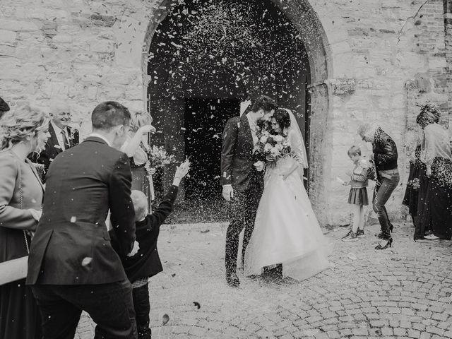 Il matrimonio di Emanuela e Danilo a San Severino Marche, Macerata 51